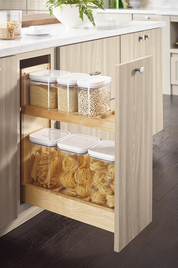 Base Container Organizer Pull-Out