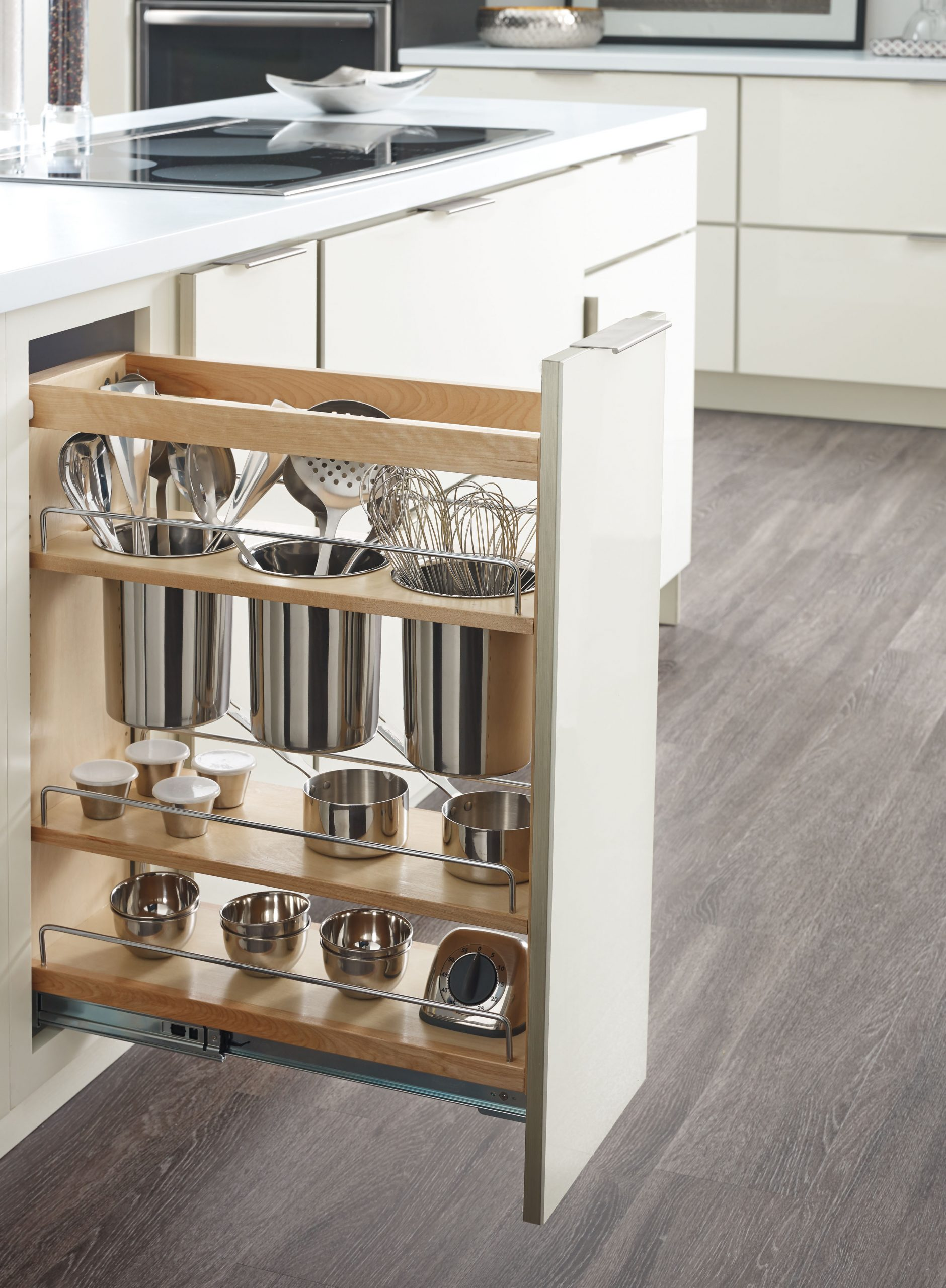 Base Utensil Pantry Pull-Out