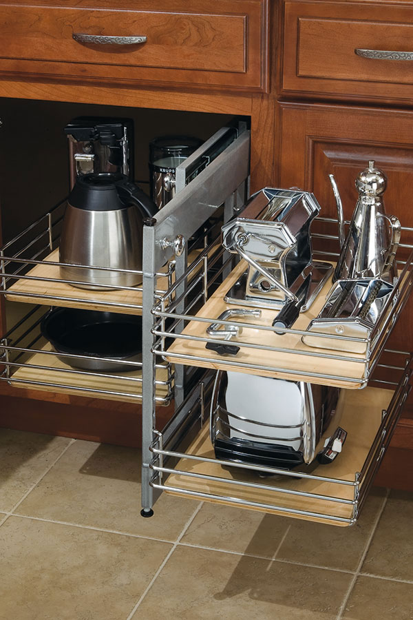 Blind Corner Pull-Out